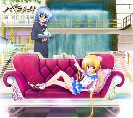 Lista Animes Outono 2012 - Hayate no Gotoku! Can't Take My Eyes Off You