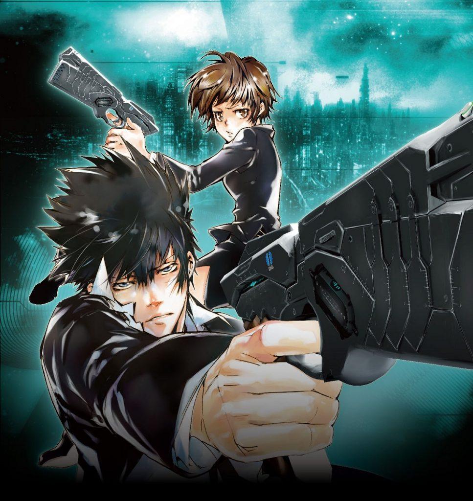 Lista Animes Outono 2012 - Psycho-Pass