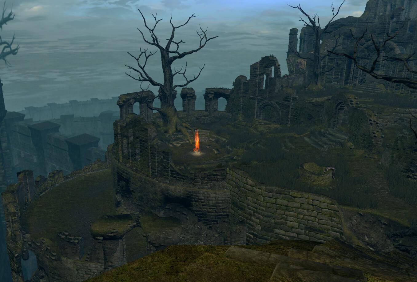 Dark Souls - Análise gráficos