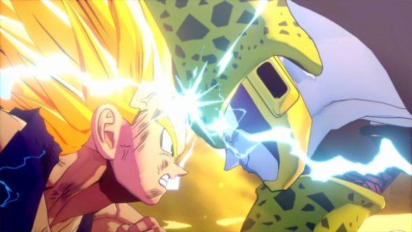 Dragon Ball Z: Kakarot revela Trailer sobre a Cell Saga – Gamescom 2019