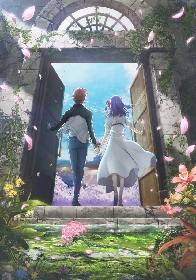 Fate Stay Night Heavens Feel - 3º Filme revela Teaser