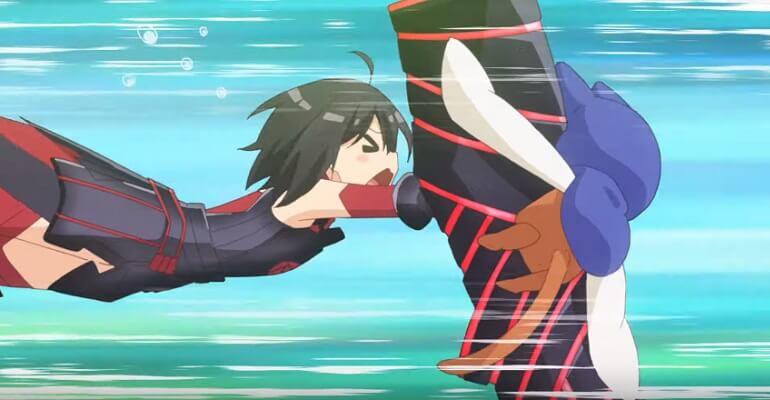 Itai no wa Iya nano de Bōgyoryoku ni Kyokufuri Shitai to Omoimasu. Posta Prévia do vídeo promocional do anime