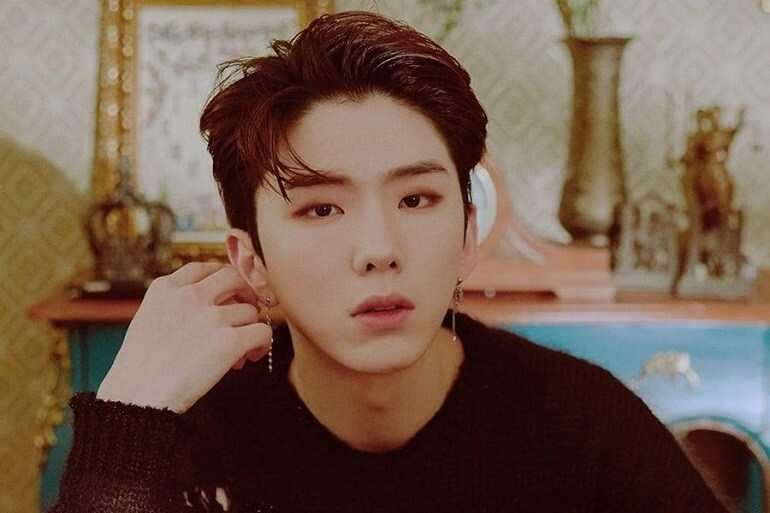 "MONSTA X – Kihyun partilha Cover de ""Believer"" dos Imagine Dragons"