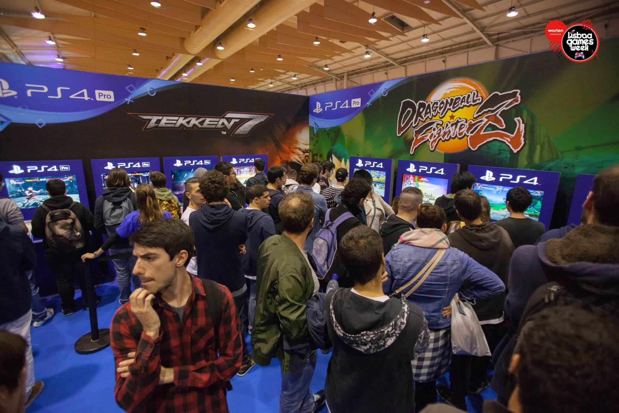 """Lisboa Games Week 2019 - """"Está de volta o maior evento nacional de Videojogos!"""""""