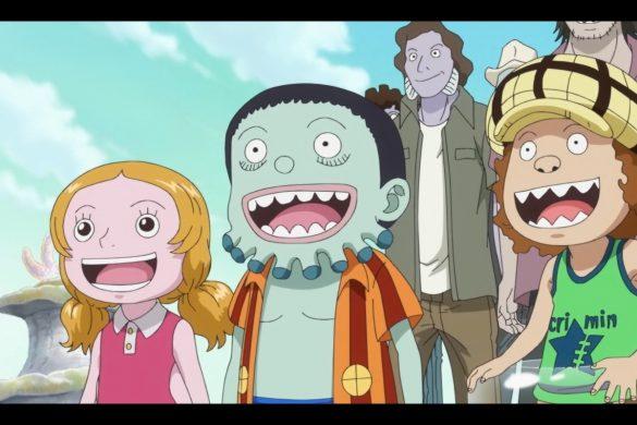 One Piece Episódio 563 - Opinião