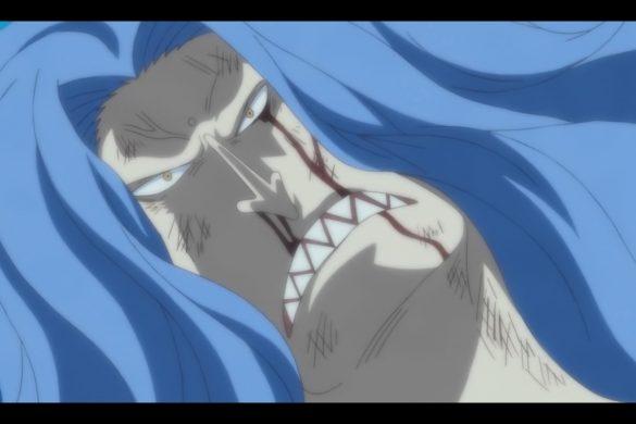 One Piece Episódio 563 - Fukaboshi