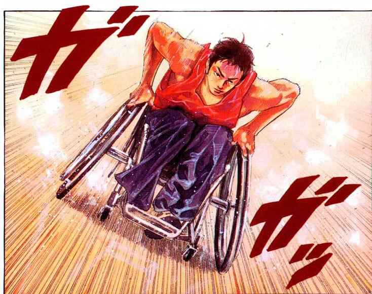 REAL de Takehiko Inoue - Uma obra a ser valorizada