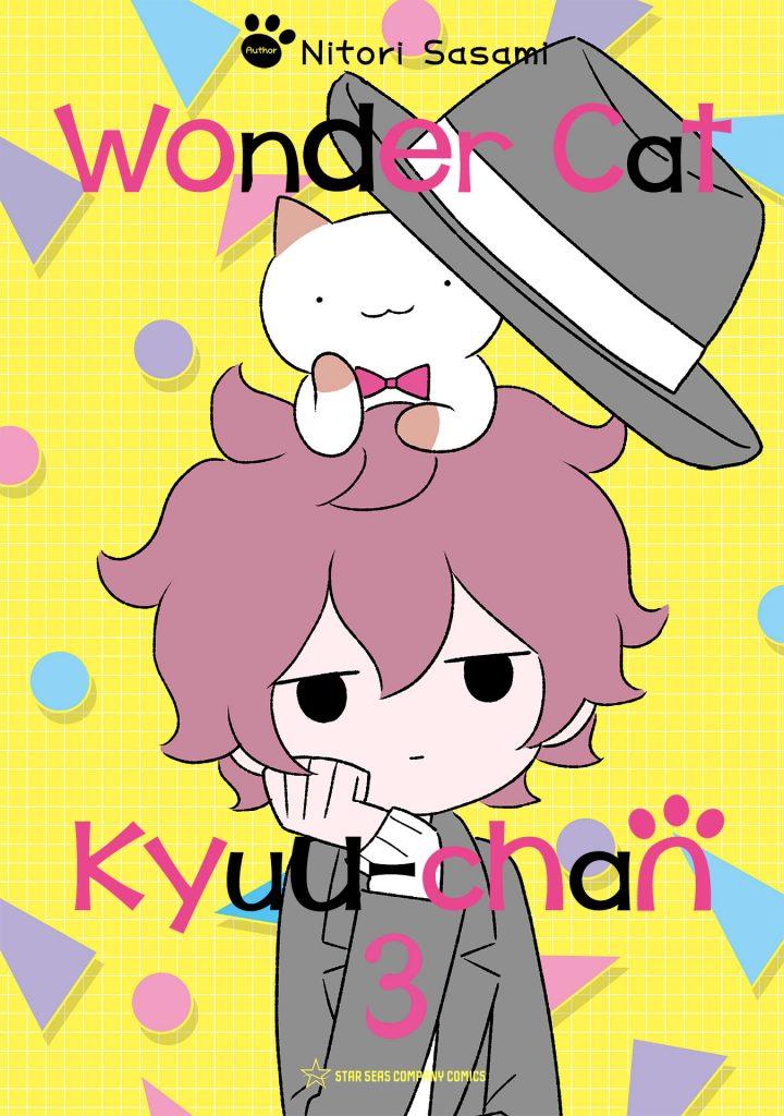 Melhores Mangas Para Relaxar e Rir - Wonder Cat Kyuu-chan