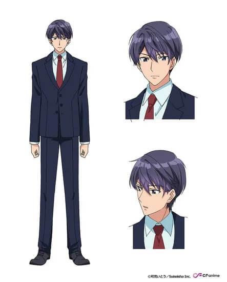 XL Jоushi - Anunciado Anime de Manga por Itоu Kani