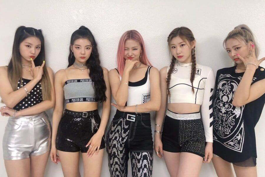 ITZY partilham Esperanças de espalhar o K-Pop pelo Mundo