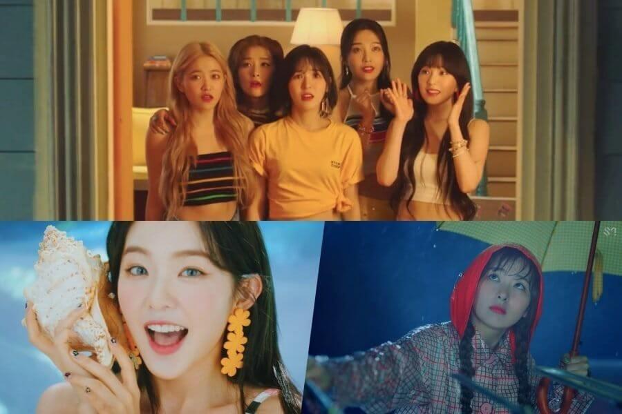 Red Velvet - Irene chega finalmente ao Instagram