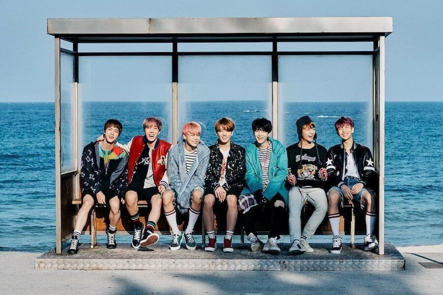 BTS - 1º Artista Coreano a ganhar MTV UK Hottest Summer Superstar