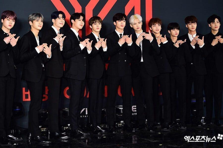 X1 - Grupo bate Recorde de Vendas na 1ª Semana com o Álbum de Estreia