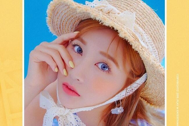 Apink - Hayoung descreve amizade com a Joy das Red Velvet e a Yerin das GFRIEND
