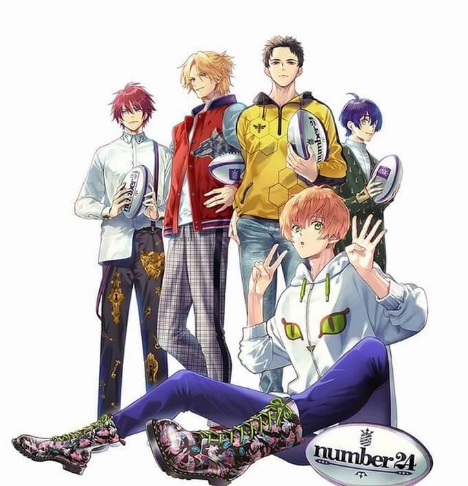 number24 - Anime Original revela Estreia e Elenco