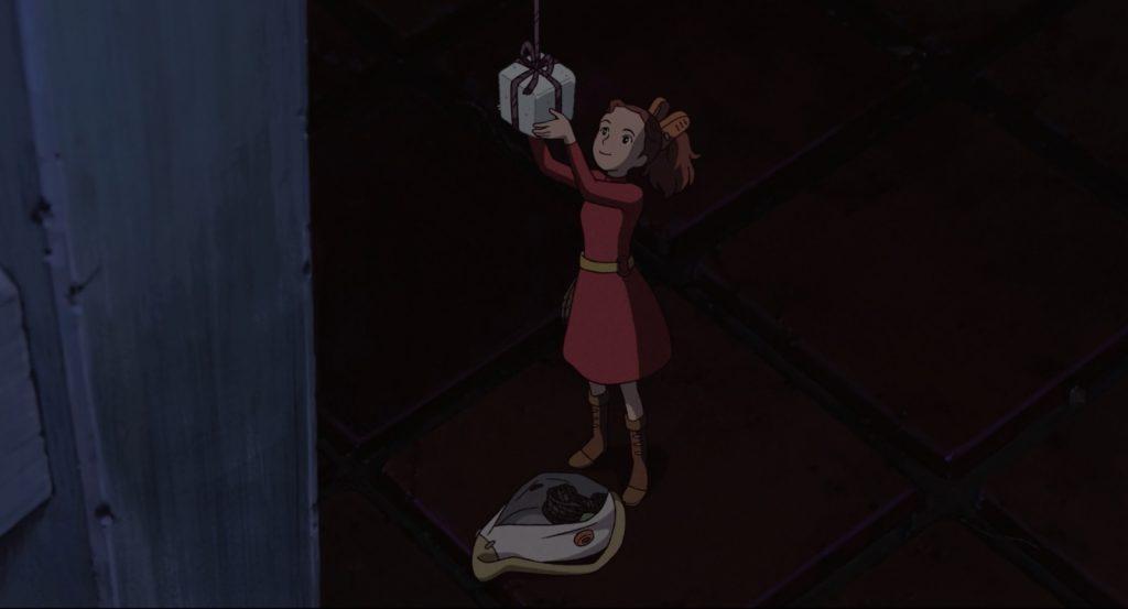O Mundo Secreto de Arrietty - Studio Ghibli