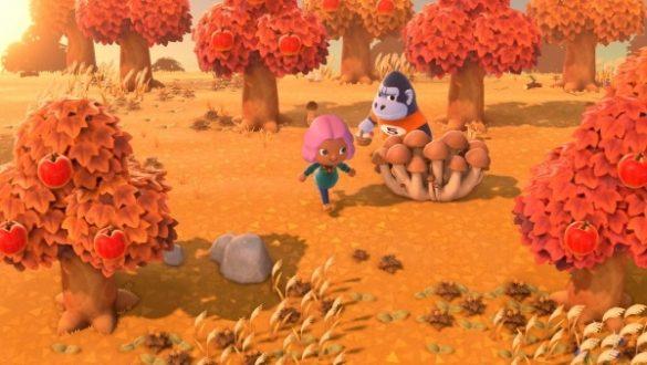 Animal Crossing: New Horizons revela Novo Trailer