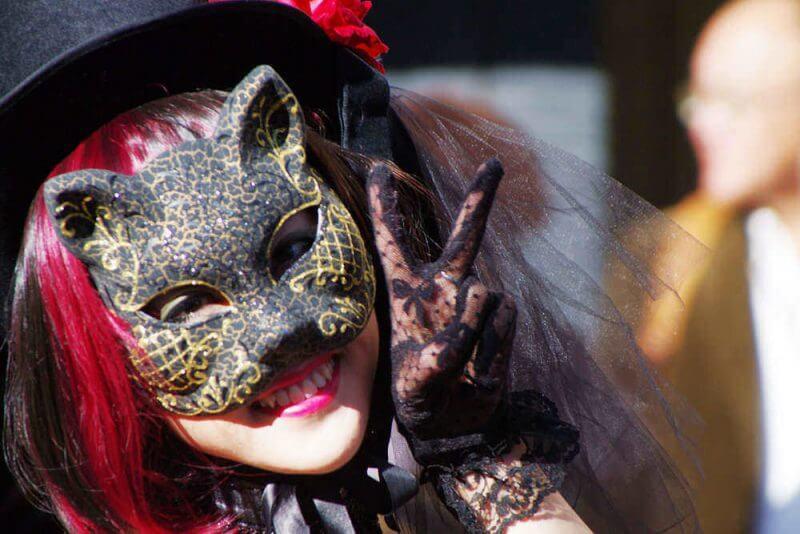 Bake-Neko Halloween Parade 2019 lista festivais japao outono 2019