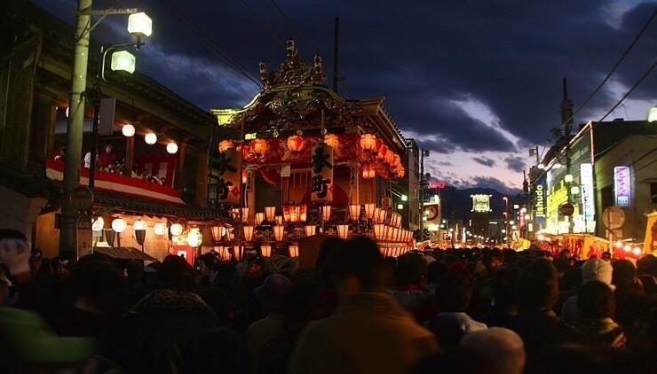 Chichibu Youmatsuri lista festivais japao outono 2019