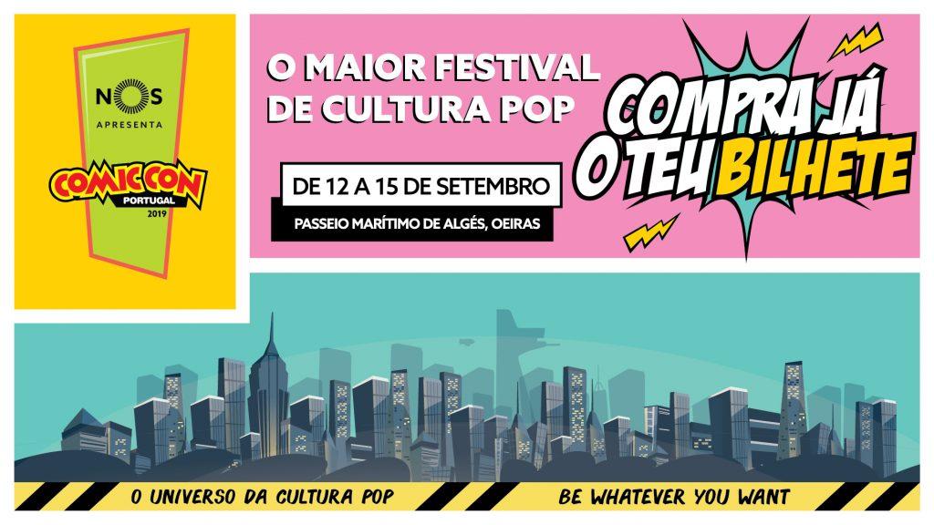O que há de Asiático na Comic Con Portugal 2019?