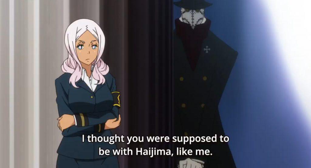 Enen no Shouboutai Episódios 10 e 11 - Hajima