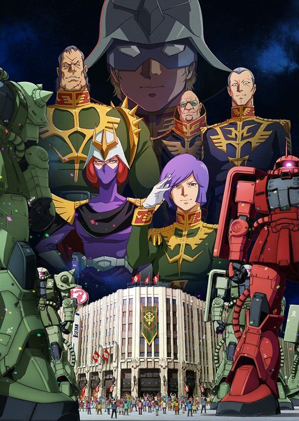 Mobile Suit Gundam: The Origin - Análise