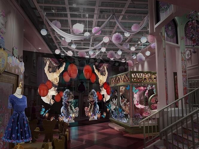 Hello Kitty lança Poster em Colaboração com Filme IT 3