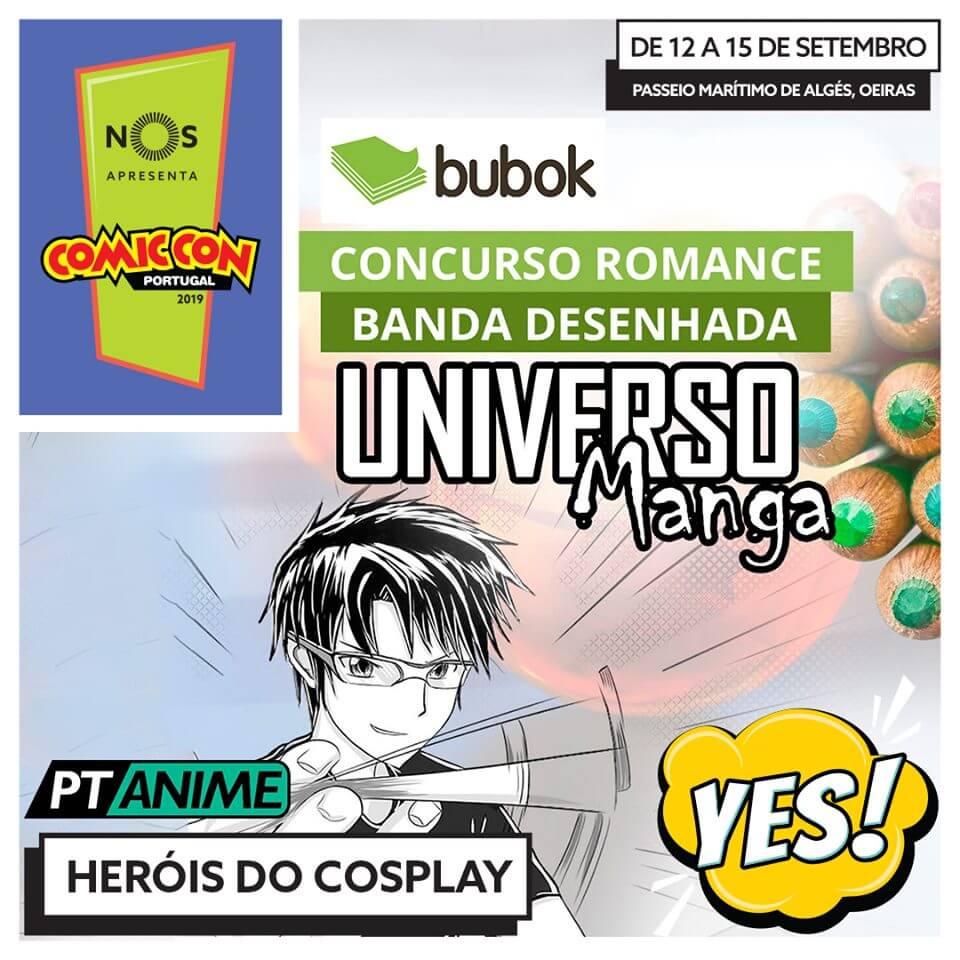 O que há de Asiático na Comic Con Portugal 2019 ptAnime
