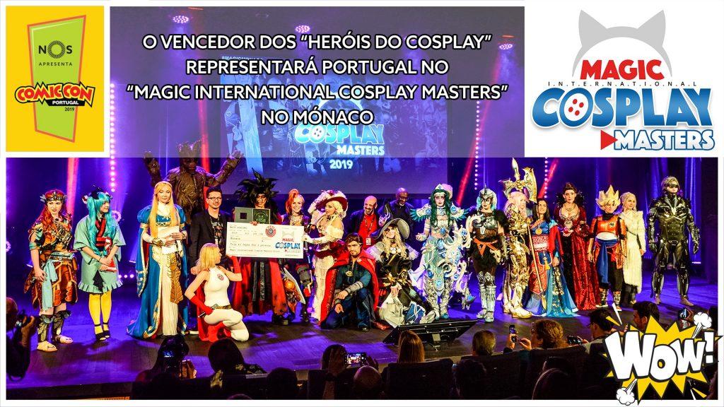Comic Con Portugal 2019 - Cosplay
