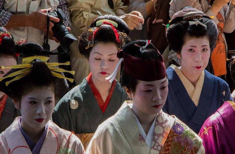 Koshi Matsuri (Comb Festival) lista de festivais e eventos no japao outono 2019