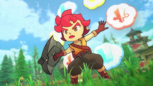 Little Town Hero - Jogo revela Novo Trailer