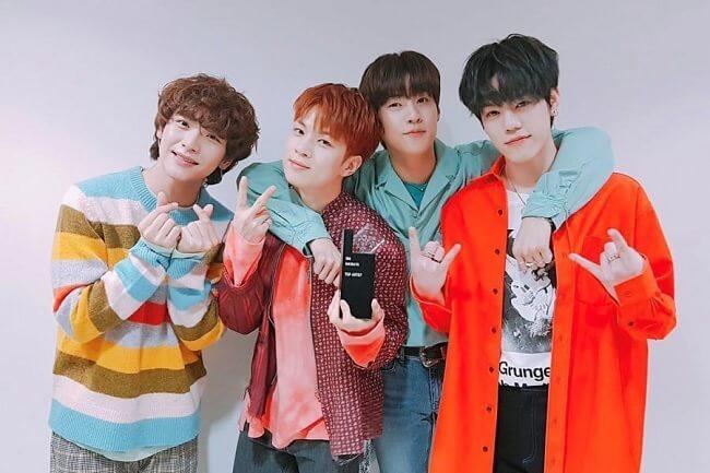 N.Flying anunciam Comeback em Outono 2019