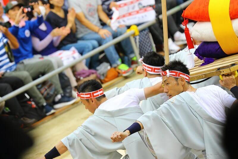 Nagasaki Kunchi Festival 2019 lista festivais japao outono 2019