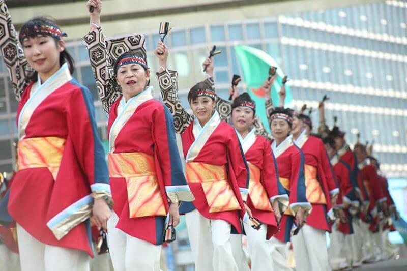 Nihombashi-Kyobashi Matsuri 2019 lista festivais japao outono 2019