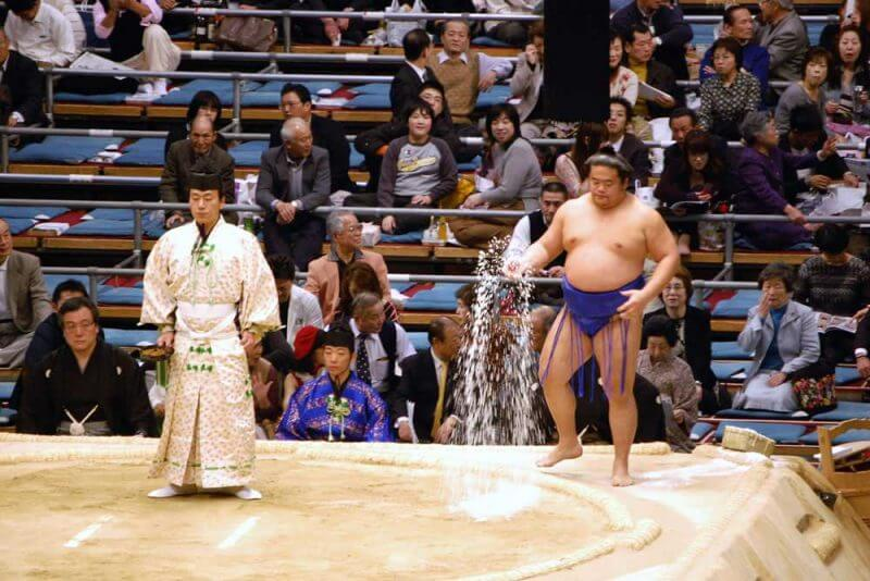 November Fukuoka Sumo Tournament 2019 lista festivais japao outono 2019