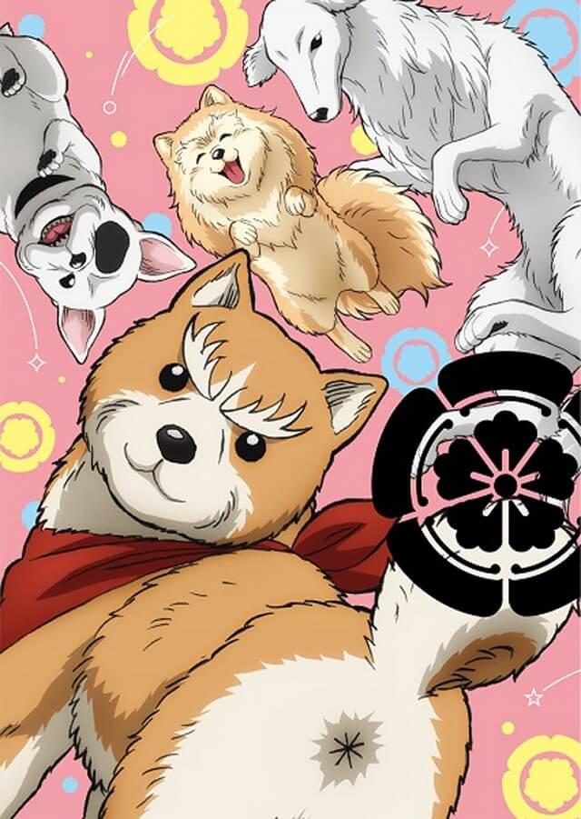 Oda Cinnamon Nobunaga - Anime revela Estreia
