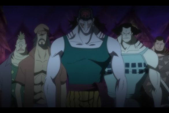 One Piece 564 - Back to Zero! Earnest Wishes for Luffy!