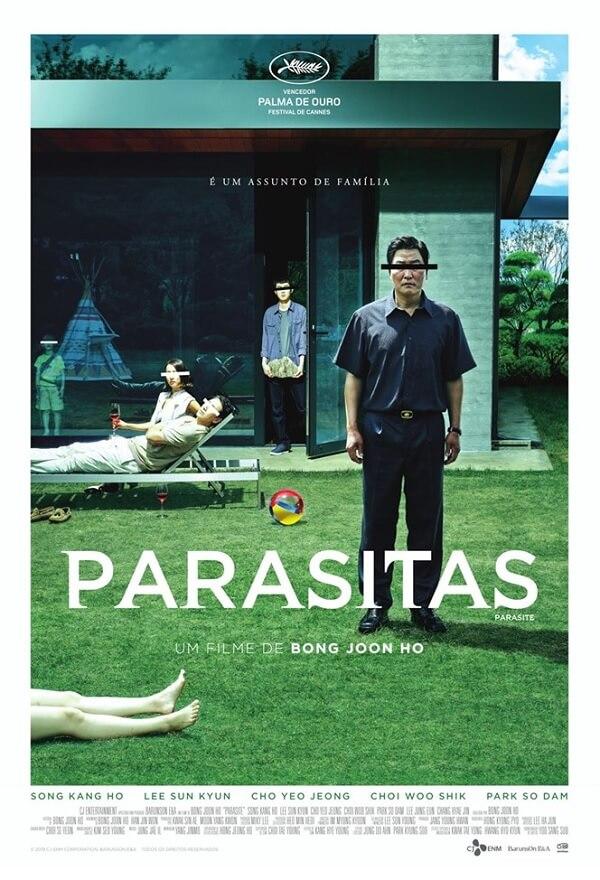 Parasite - Filme terá Antestreia na CCPT19