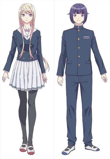 Runway de Waratte - Anime revela Vídeo de Personagem