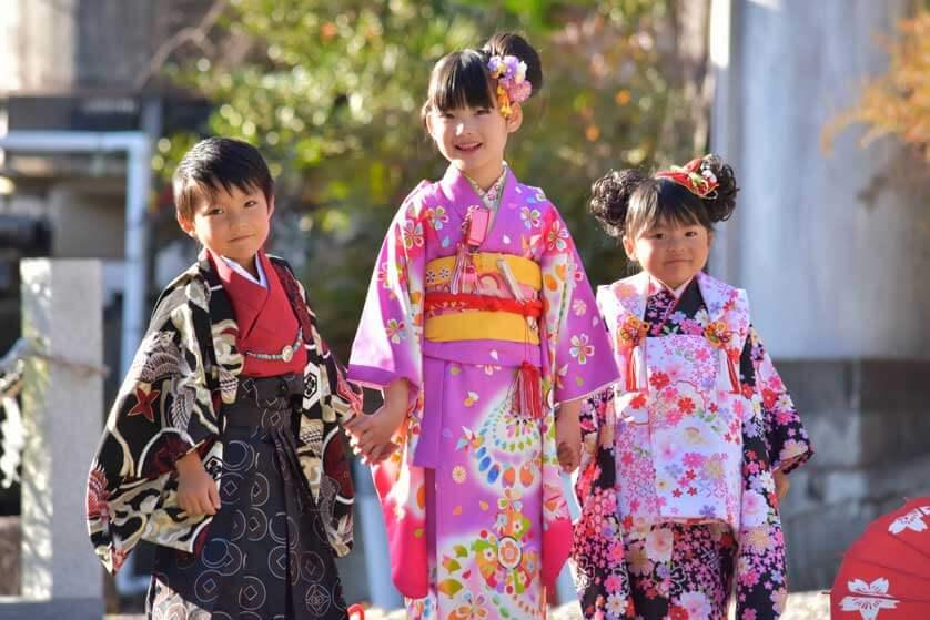Shichi-Go-San Festival lista festivais japao outono 2019 v2