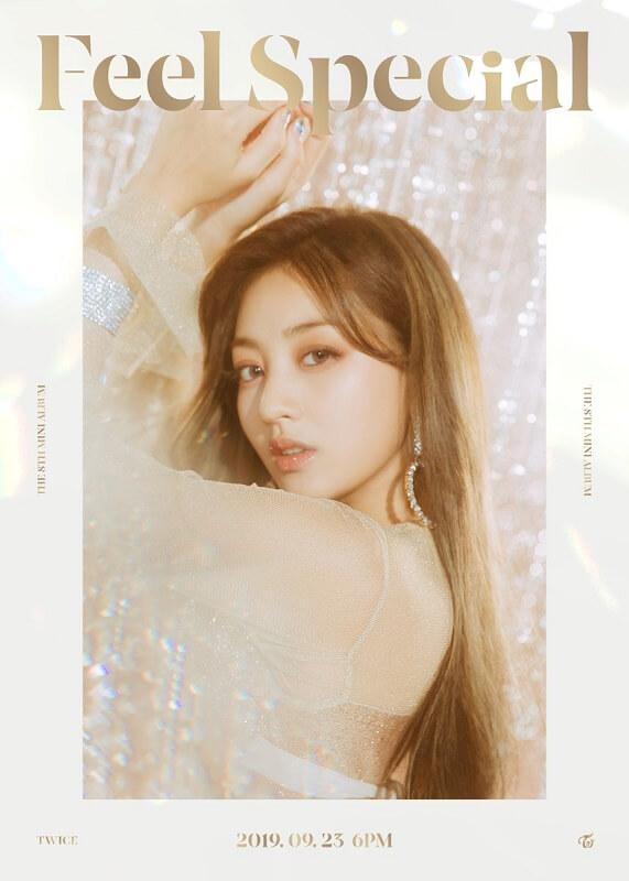 TWICE - Todos os Teasers para o Comeback Feel Special imagem jihyo