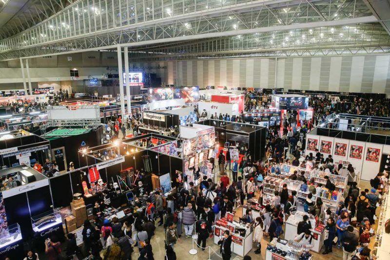 Tokyo Comic Con 2019 lista festivais japao outono 2019