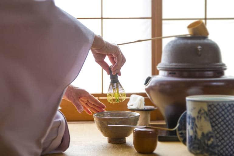 Tokyo Grand Tea Ceremony 2019 lista festivais japao outono 2019