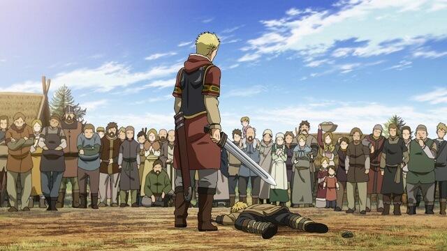Vinland Saga – Episódios 6 7 e 8 Opinião