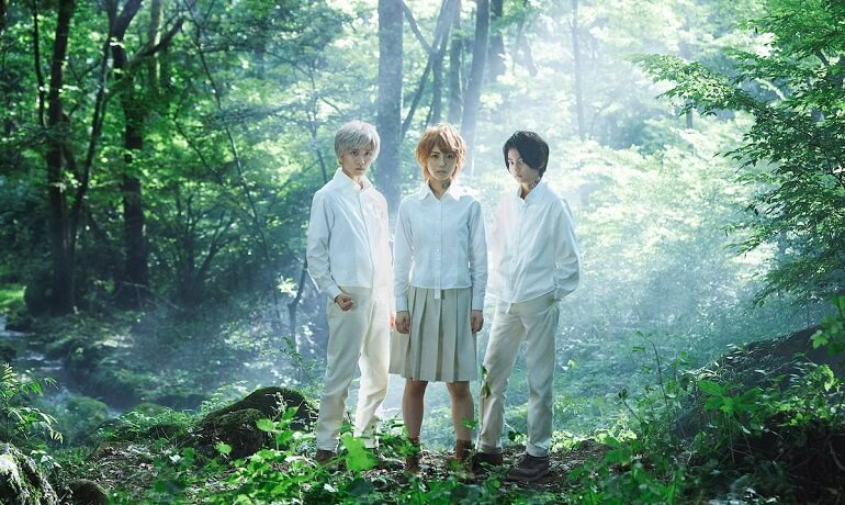 Yakusoku no Neverland Recebe Filme Live-Action