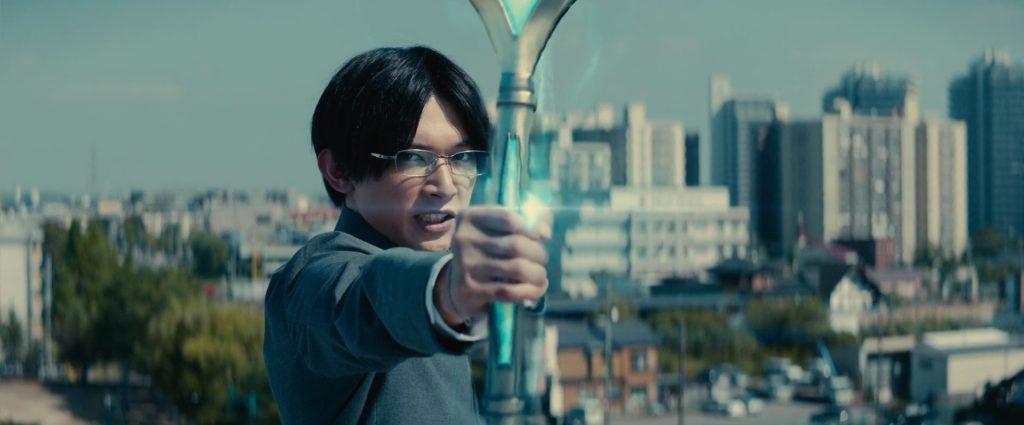 Bleach Live Action Netflix - Uryu Ishida