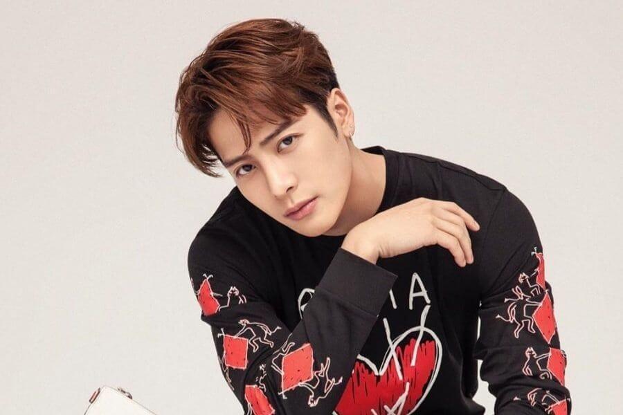 GOT7 - Jackson lança Teaser para o seu 1º Álbum a Solo Jackson Embaixador da linha de Skin Care da L'Oréal