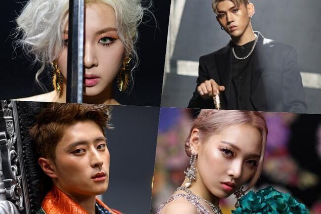 kard grupos que regressam em setembro 2019 kpop