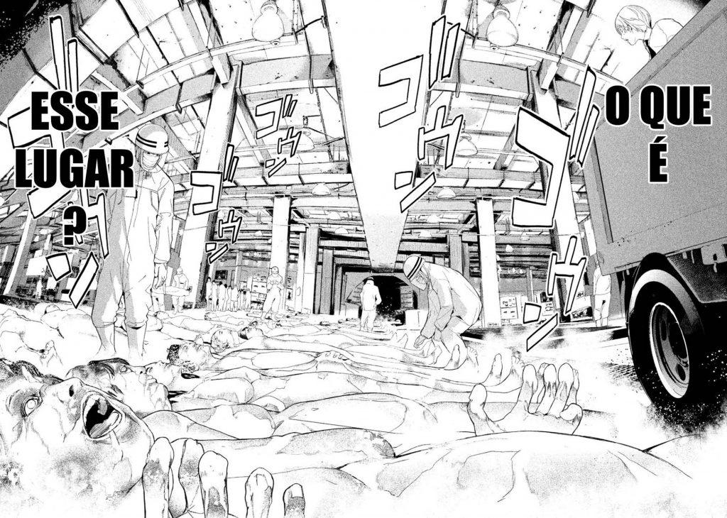 Shokuryou Jinrui - Análise manga de horror