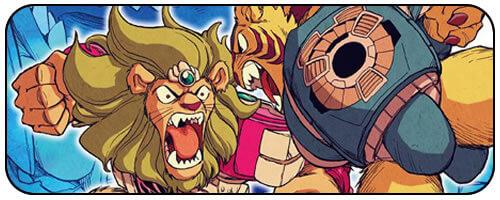 Beast Saga Anime Inverno 2013